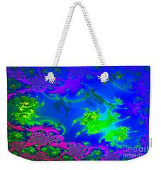 Under The Sea Weekender Tote Bag by Geraldine DeBoer