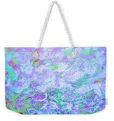 Sea Clouds Weekender Tote Bag by Heather  Hiland
