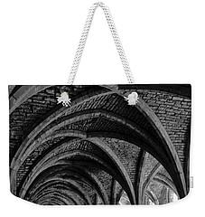 Under The Vaults. Vertical. Weekender Tote Bag