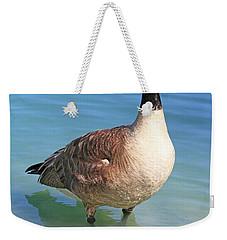 Under The Watchful Eye Weekender Tote Bag