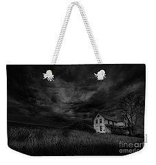 Under Threatening Skies Weekender Tote Bag