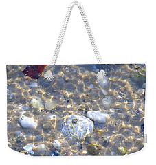 Under Water Weekender Tote Bag