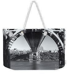 Underneath The George Washington Bridge IIi Weekender Tote Bag