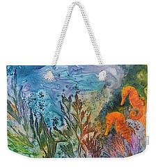 Undersea Garden Weekender Tote Bag