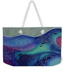 Undersea Movement Weekender Tote Bag