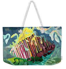 Undersea Still Life Weekender Tote Bag by Sarah Loft