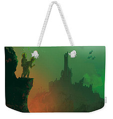 Undersea Volcano Weekender Tote Bag