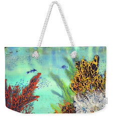 Underwater #2 Weekender Tote Bag