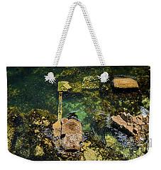 Underwater Art At Cannery Row Weekender Tote Bag