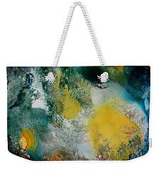 Underwater Cave Weekender Tote Bag