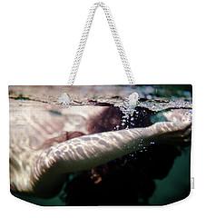 Underwater Detail Weekender Tote Bag