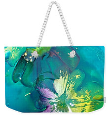 Underwater Flower Abstraction 3 Weekender Tote Bag
