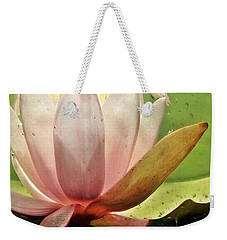 Underwater Lily 1 Weekender Tote Bag