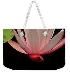 Underwater Lily 3 Weekender Tote Bag
