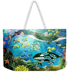 Underwater Magic Weekender Tote Bag