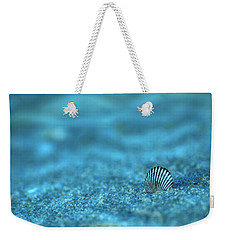 Underwater Seashell - Jersey Shore Weekender Tote Bag