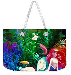 Underwater Wonderland Weekender Tote Bag