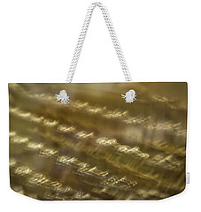 Underwood Abstract Weekender Tote Bag