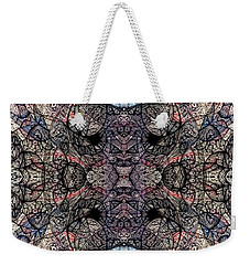 Weekender Tote Bag featuring the tapestry - textile Undesignated Ballpoint Poster Art by Jack Dillhunt