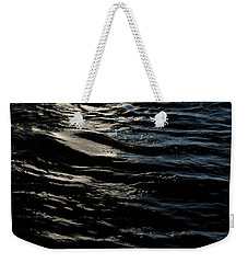 Weekender Tote Bag featuring the photograph Undulation by Eric Christopher Jackson