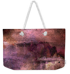 Unexpected Flight Into The Past Weekender Tote Bag