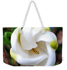 Unfolding Beauty Weekender Tote Bag