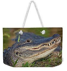 Unfriendly Teeth Weekender Tote Bag