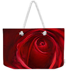 Unfurling Beauty II Weekender Tote Bag