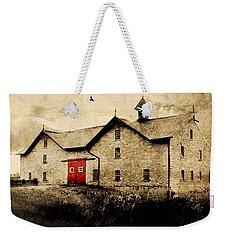 Uni Barn Weekender Tote Bag
