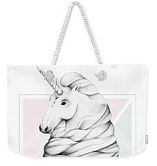 Unicone Weekender Tote Bag by Barlena
