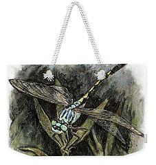 Unicorn Clubtail Weekender Tote Bag