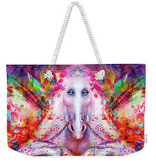 Unicorn Fairy Weekender Tote Bag