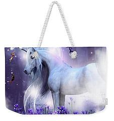 Unicorn Kisses Weekender Tote Bag