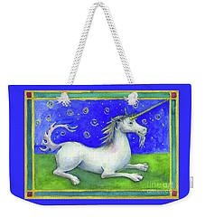 Unicorn Weekender Tote Bag