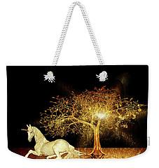 Unicorn Resting Series 1 Weekender Tote Bag