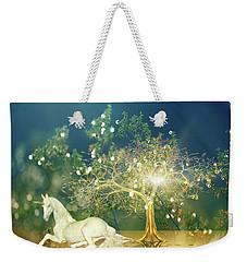 Unicorn Resting Series 2 Weekender Tote Bag