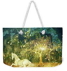Unicorn Resting Series 3 Weekender Tote Bag