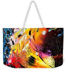 Unicorn Wave Weekender Tote Bag