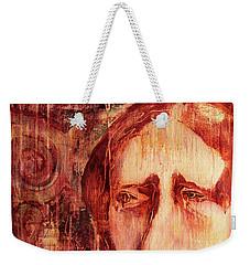 Unilisi Sankofa I Weekender Tote Bag