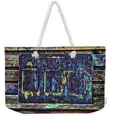 Unintentional Art Weekender Tote Bag