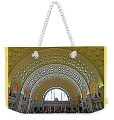 Union Station 12 Weekender Tote Bag
