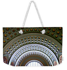 Union Station Ceiling 2 Weekender Tote Bag