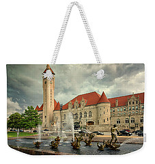 Union Station St Louis Color Dsc00422 Weekender Tote Bag