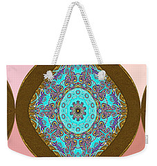 Unique Design. Holiday Collection Weekender Tote Bag by Oksana Semenchenko