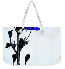 Unique Flower Weekender Tote Bag by Teemu Tretjakov