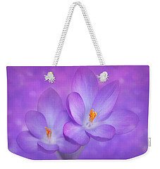 Unison Weekender Tote Bag by Iryna Goodall