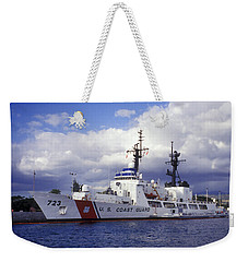 United States Coast Guard Cutter Rush Weekender Tote Bag