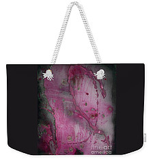 Universal Goddess 2 Of 3 Weekender Tote Bag by Talisa Hartley