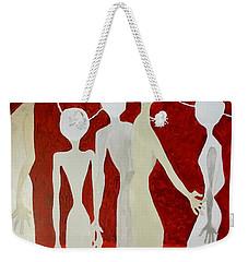 Universal Mind Weekender Tote Bag
