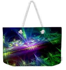 Universal Rhythms Weekender Tote Bag